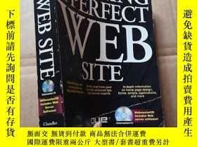 二手書博民逛書店RUNNING罕見A PERFECT WEB SITE Y277652 詳見圖 QUE ISBN:978078