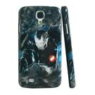 【愛瘋潮】86hero 正版授權 Samsung Galaxy S4 i9500 專用 保護殼  鋼鐵人-愛國者2