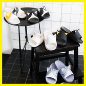 日式貓耳拖鞋家居女夏防滑室內可愛情侶卡通拖鞋塑料貓咪外穿涼拖 居享優品
