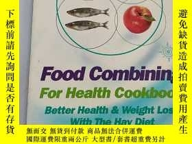 二手書博民逛書店Food罕見Combining For Health Cookb