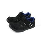 IFME 休閒鞋 黑色 帶狀 魔鬼氈 中童 童鞋 IF30-011713 no139 15~19cm