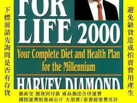 二手書博民逛書店Fit罕見For LifeY255562 Diamond, Harvey Kensington Publish