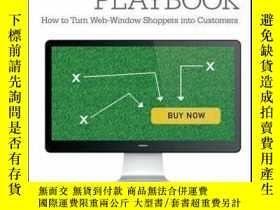 二手書博民逛書店The罕見Retargeting Playbook: How to Turn Web-Window Shopper