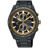 SEIKO 精工錶 Criteria 太陽能 藍寶石水晶鏡面 計時碼錶 SSC659P1 熱賣中!