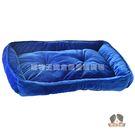 【寵物王國】舒適寵物小窩-方型53x43cm(藍色)