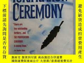 二手書博民逛書店The罕見Purification CeremonyY19725