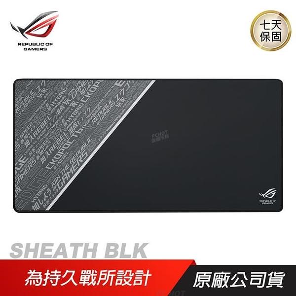 【南紡購物中心】ROG SHEATH BLK 電競滑鼠墊 ASUS 華碩