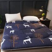 床墊床墊1.8m床褥子1.5m雙人墊被褥0.9米1.2m海綿榻榻米學生宿舍單人 衣間迷你屋LX
