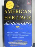 ~書寶 書T1 /語言學習_OQU ~The American Heritage Dictionary_3 e