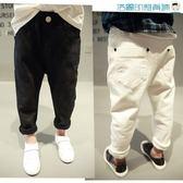 男童長褲休閒褲春秋款男小腳褲洛麗的雜貨鋪