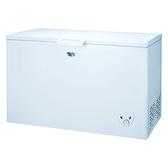 台灣三洋SANLUX【 SCF-V415WE 】414L上掀式變頻冷凍櫃