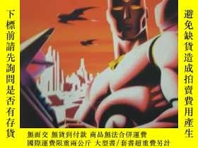 二手書博民逛書店ISAAC罕見ASIMOV S ROBOTS AND ALIEN