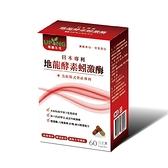 湧鵬生技 日本專利地龍酵素蚓激酶60粒