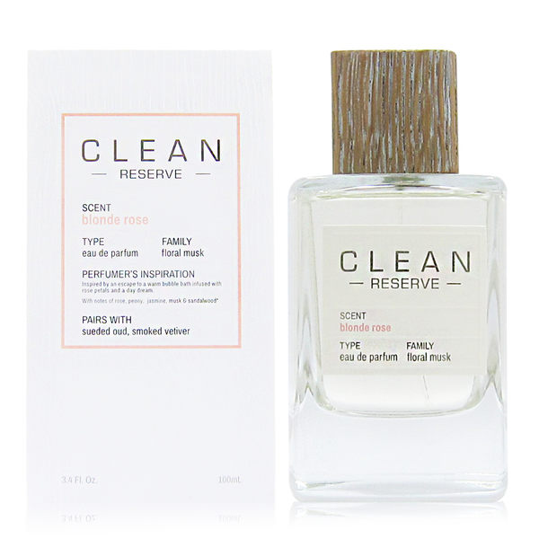 CLEAN RESERVE Blonde Rose 金棕玫瑰淡香精 100ml [QEM-girl]