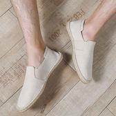 休閒鞋 透氣低幫帆布鞋【非凡上品】nx2481