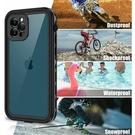 KAMEN iPB12Mn / iPB12PM防水殼for iPHONE 12 Mini 5.4吋 / 12 Pro Max 6.7吋防水防摔防沙防防雪保護殼