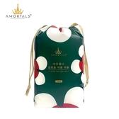 韓國AMORTALS 爾木萄 雲感植物纖維毛巾 100片【美人密碼】