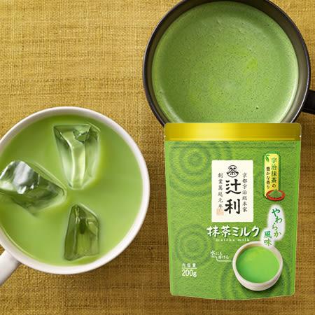 日本 Kataoka片岡 溫和抹茶牛奶粉 袋裝 200g 抹茶牛奶袋