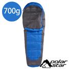 【台灣製】PolarStar JIS 95/5 頂級羽絨睡袋700g 紅/藍 登山 露營 渡假打工 背包客 P13731