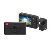 PX大通1080P高畫質前後雙鏡行車記錄器(GPS測速提醒) A9G