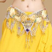 (低價促銷)肚皮舞腰鍊印度舞肚皮舞服裝 肚皮舞腰鍊 新品高檔蝴蝶腰封 F003