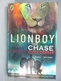 【書寶二手書T1/原文小說_AN4】Lionboy The Chase_Zizou Corder, Zizou Corder