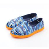 native VERONA 懶人鞋 休閒鞋 防水 雨天 藍色 童鞋 小童 13101801-8243 no485