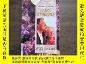 二手書博民逛書店CLARA罕見WIMBERLY ANGEL UNAWARE205