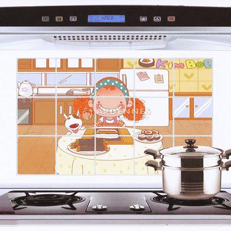 【ARDENNES】藝術防油貼/牆貼/居家佈置 料理媽媽KS015
