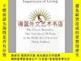 二手書博民逛書店The罕見Importance of LivingY28384 Yutang Lin HarperCollin