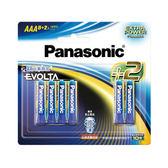 Panasonic 鈦元素電池4號8+2