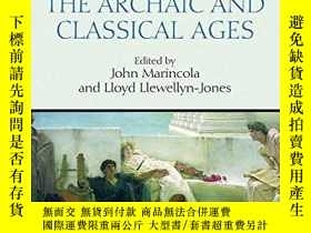 二手書博民逛書店Greek罕見Notions Of The Past In The Archaic And Classical E
