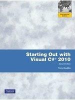 二手書博民逛書店 《Starting Out with Visual C# 2010》 R2Y ISBN:0132612143│TonyGaddis