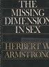 二手書R2YBb《The Missing Dimension in Sex》19