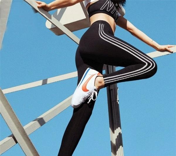愛迪達 Adidas NEO 三葉草 女 三條 緊身褲 內搭褲 運動褲 九分褲 AJ8156 CD2413/澤米(全館任二件免運費)