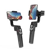 手機穩定器三軸陀螺儀手持防抖平衡雲臺vlog拍攝視頻錄像攝影自拍 教主雜物間