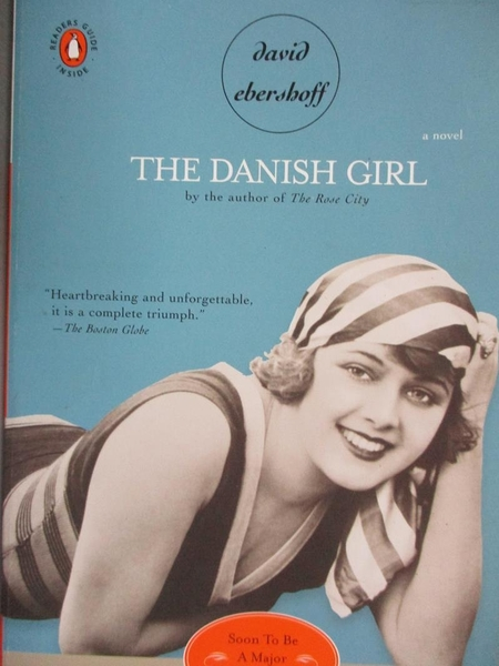【書寶二手書T3/原文小說_KQJ】The Danish Girl: A Novel_Ebershoff, David