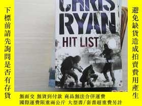 二手書博民逛書店HIT罕見LIST【185】Y10970 CHRIS RYAN