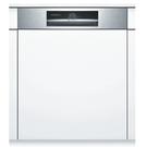 BOSCH 德國 博世 SMI88TS01W 半嵌式沸石洗碗機 (220V)【07-7428010】6.7月要換新款