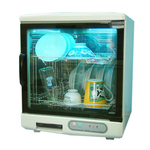 可烘奶瓶/茶具組~《名象》雙層紫外線烘碗機TT-967/TT967《刷卡分期+免運費》