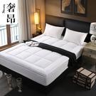五星保護墊褥子加厚賓館床墊白色透氣床墊單人雙人床墊子墊被【618店長推薦】