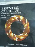 ~書寶 書T3 /大學理工醫_PFG ~Essential Calculus_Larson