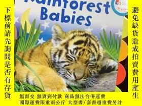 二手書博民逛書店ABC罕見Bedtime for rainforest babi