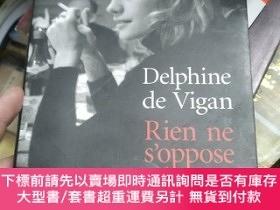 二手書博民逛書店Rien罕見Ne S Oppose a La Nuit (French Edition)Y246860 Rie