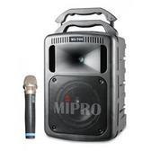 【音旋音響】MIPRO嘉強 MA-708 豪華型 手提式無線擴音機 送原廠防塵套 公司貨保固