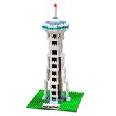 【Tico微型積木】2017世界建築-西雅圖太空塔 T-1534