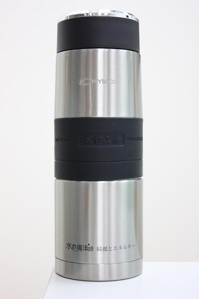 低於市價~KYMCO LOGO GSENSE太和工房不鏽鋼保溫瓶ST-CAH-60(600ml) SUS316