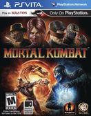 PSV Mortal Kombat 真人快打(美版代購)