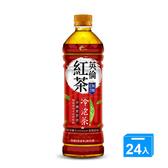 光泉冷泡茶-英倫紅茶585ml x 24【愛買】
