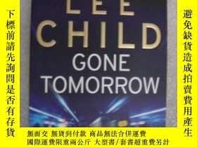 二手書博民逛書店LEE罕見CHILD:GONE TOMORROW (英文原版16